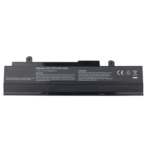 Image of Replacement Battery for ASUS Eee PC A31-1015 A32-1015 1015 1016P 1215 1215B 1215N 1215P
