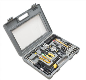 Syba 56-Piece Tool Kit with Blow Mold Case