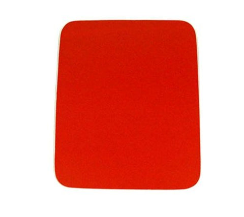 Belkin F8E081-RED Standard Mouse Pad - 7.87 x 9.84 x 0.12