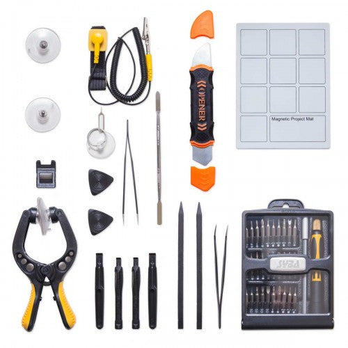 Syba SY-ACC65094 Complete Essential Electronic Repair Tool Kit