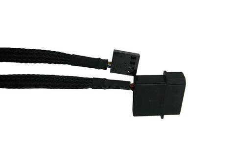 Image of GeLid CA-PWM-03 1-to-4 4pin PWM Fan Power Splitter