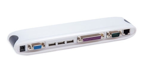 Syba USB 2.0 Multi I/O Docking Station