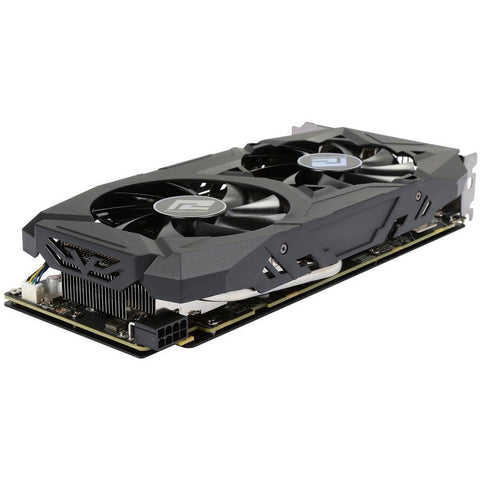 PowerColor RED DRAGON Radeon RX 580 DirectX 12 AXRX 580 8GBD5-3DHDV2/OC 8GB 256-Bit GDDR5 Video Card