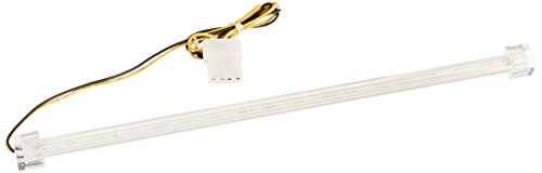 "Logisys ML12WT Sunlight Bar 12"" 4-Pin LED Light Stick (White)"