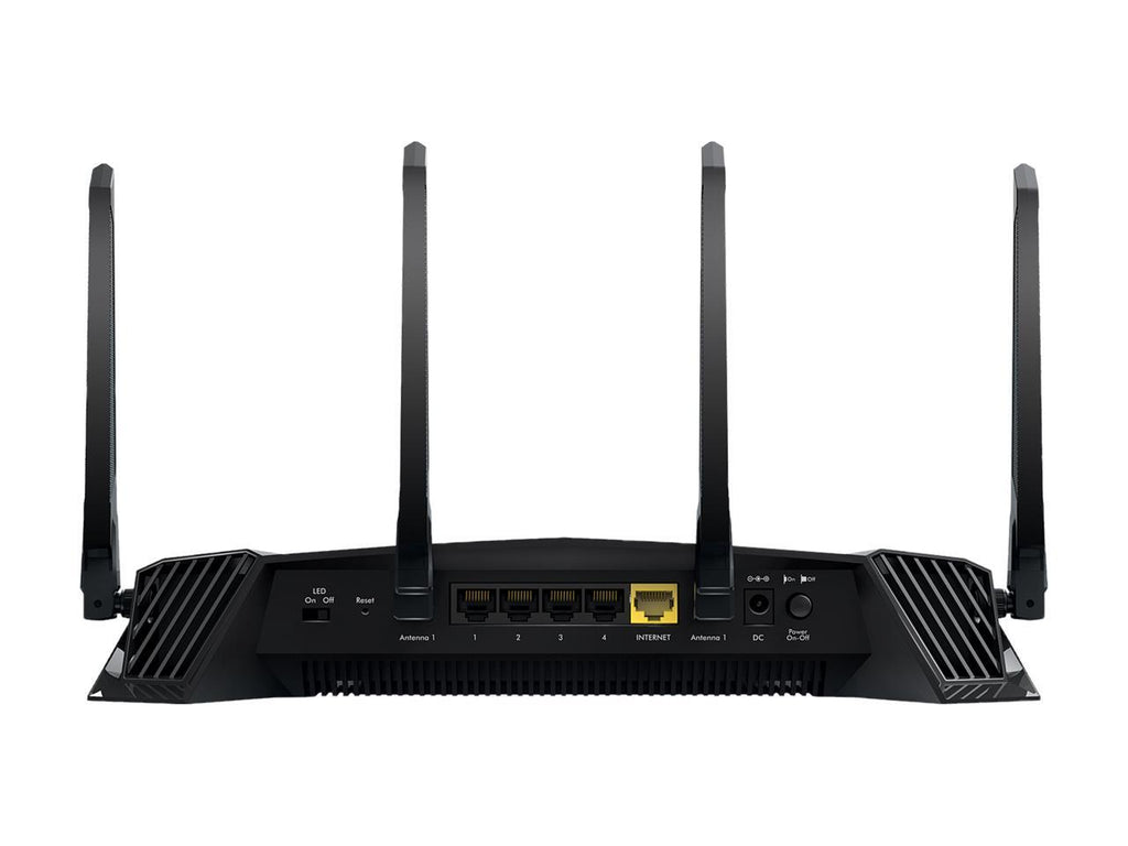 NETGEAR Nighthawk Pro Gaming Wi-Fi Router (XR500) AC2600 Dual-Band Quad Stream Gigabit