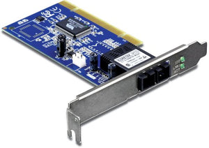 TRENDnet TE100-PCIFC 100Base Multi-Mode PCI Fiber-to-PCI Adapter