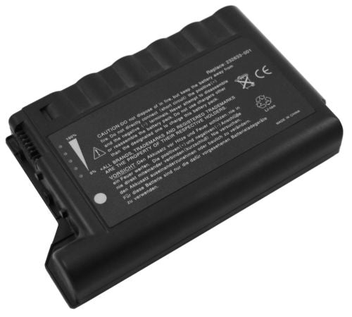 Battery for Compaq HP EVO N600 N600C N610C N610V N620C 232633-001