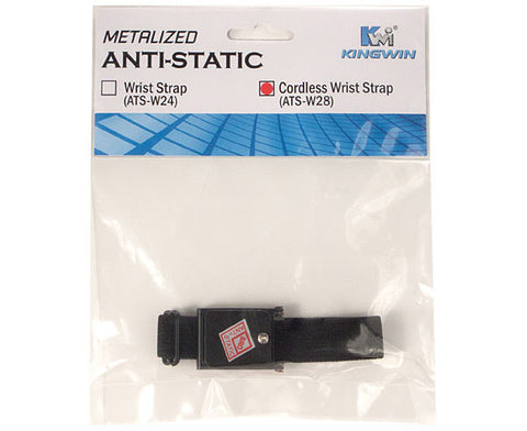 Image of Kingwin ATS-W28 Cordless Anti-Static Wrist Strap
