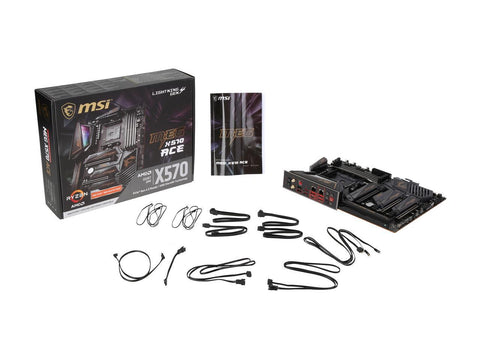 Image of MSI MEG X570 ACE Socket AM4 Motherboard