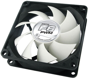 Arctic F8 PWM 80mm Fluid Dynamic Case Fan with 4-Pin Power