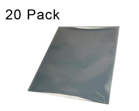 "BattleBorn 20-Pack ESD 10"" x 14"" Anti-static Bags for Electronics"