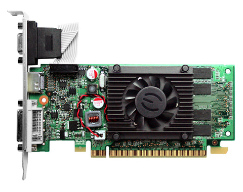 Image of EVGA 01G-P3-1312-LR GeForce 210 PCIe 2.0 x16 1GB Video Card