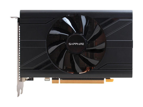 Image of SAPPHIRE PULSE Radeon RX 570 DirectX 12 100412P4GITXL 4GB 256-Bit GDDR5 CrossFireX ATX Video Card