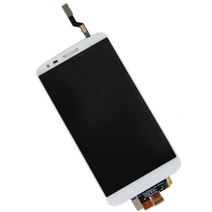 White Digitizer / Assembly for Optimus G2 D800 D801 D803 LS980 VS980