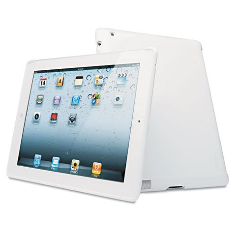 Image of Kensington K39353US Smart Back Cover for iPad 2 & New iPad (White)