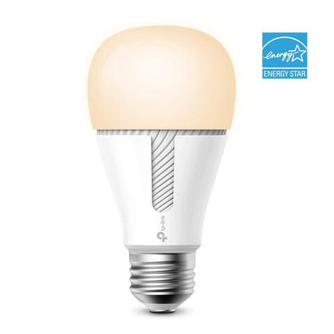 Image of TP-LINK Kasa Smart Wi-Fi White LED KL110 Dimmable Light Bulb