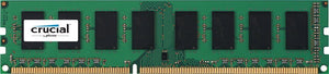Crucial CT51264BD160BJ  4GB, 240-Pin DIMM, DDR3 PC3-12800 Memory Module