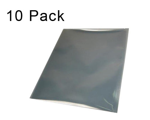"BattleBorn 10-Pack ESD 10"" x 14"" Anti-static Bags for Motherboards / Video Cards"