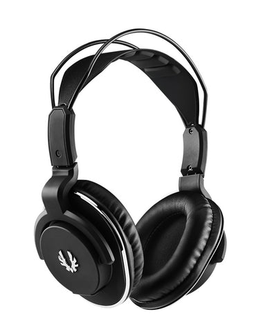 BitFenix Flo Midnight Black PC Gamer Headset & Microphone