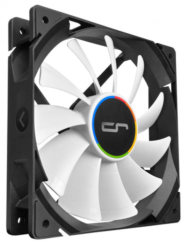 Image of Cryorig QF120 Silent 120mm PWM Fan 200 - 1000RPM CR-QFB