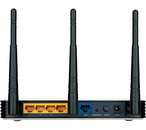 TP-LINK TL-WR940N Wireless N300 Home Router