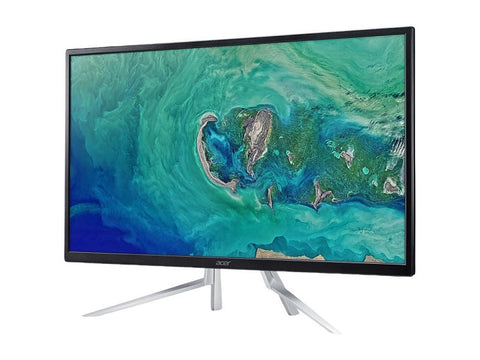 "Acer ET322QU 32"" Black Freesync 75Hz LED IPS Monitor 2560x1440 Widescreen 16:9 4ms Response Time 250 cd/m2 1000:1"