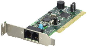 US. Robotics USR2980-OEM V.92 Low Profile PCI Data/Fax Modem - PCI - 1 x RJ-11 Phone Line - 56 Kbps WIN MAC LOW PROFILE