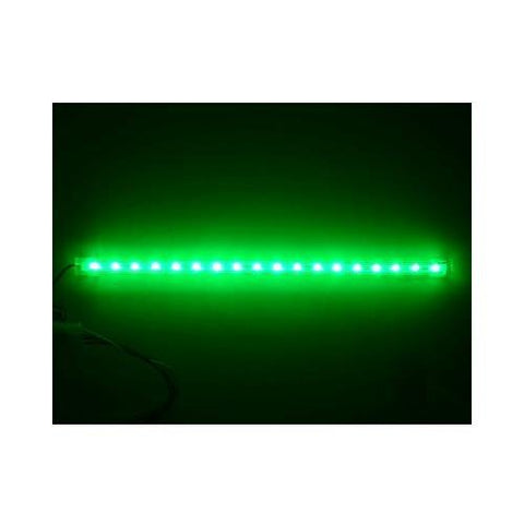 "Image of Logisys ML12GN Sunlight Bar 12"" 4-Pin LED Light Stick (Green)"