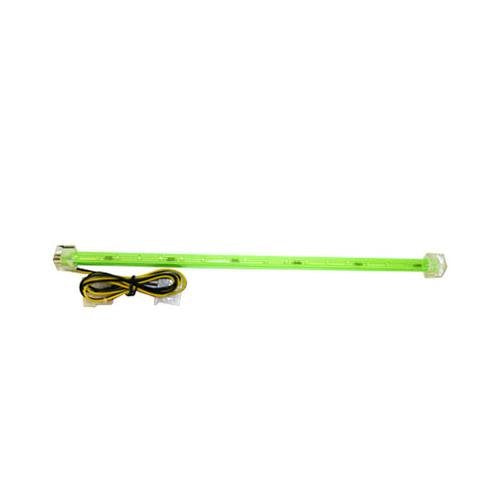 "Logisys ML12GN Sunlight Bar 12"" 4-Pin LED Light Stick (Green)"