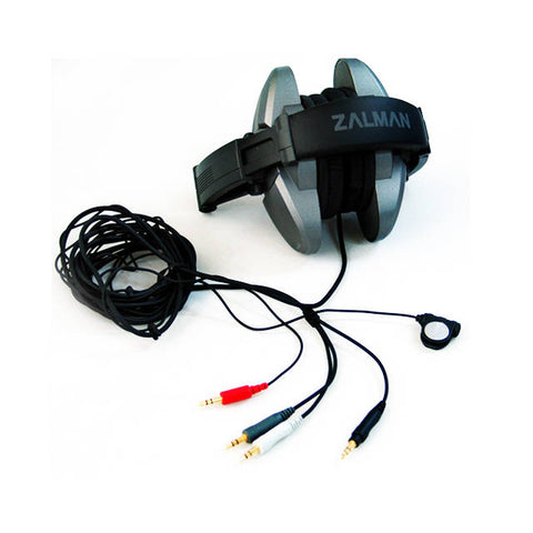 Image of Zalman Zm-Mic 1 High Sensitivity Standalone 3.5mm Clip On Mic Microphone Gaming