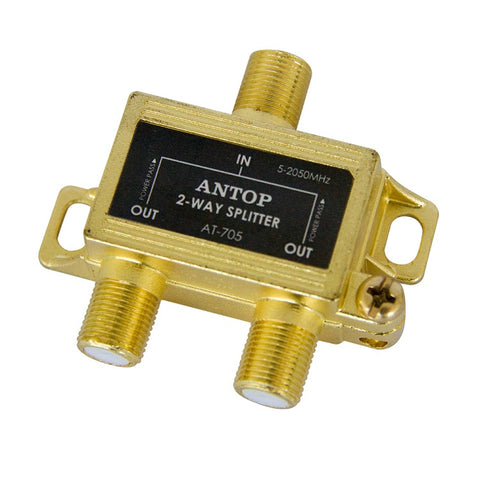 Antop AT-705 2-Way Splitter