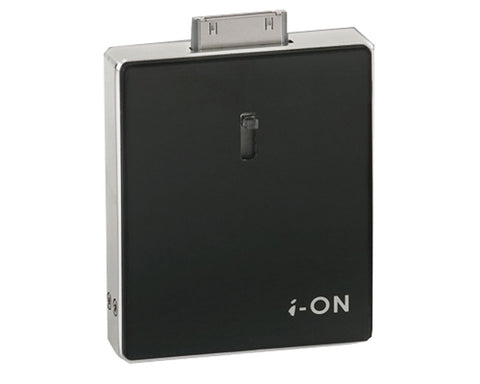Image of i-ON iB-19B iPhone or iPod Black 30-Pin Battery Stick