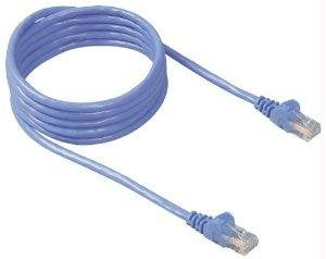 Image of Belkin A3L791-25-BLU-S 25-ft Male RJ45 Network Cable (Blue)