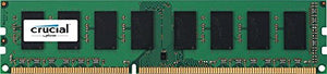 Crucial CT102464BD160B  8GB Single DDR3L 1600 MT/s (PC3L-12800) Unbuffered UDIMM Memory