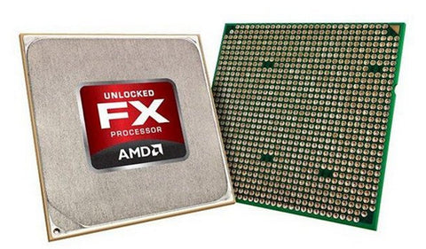Image of AMD FX-6300 Six-Core Socket AM3+ Processor - FD6300WMW6KHK