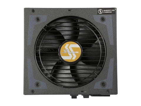 Image of Seasonic FOCUS Plus Series SSR-750FX 750W 80+ Gold ATX12V & EPS12V Full Modular 120mm FDB Fan Compact 140mm Size Power Supply