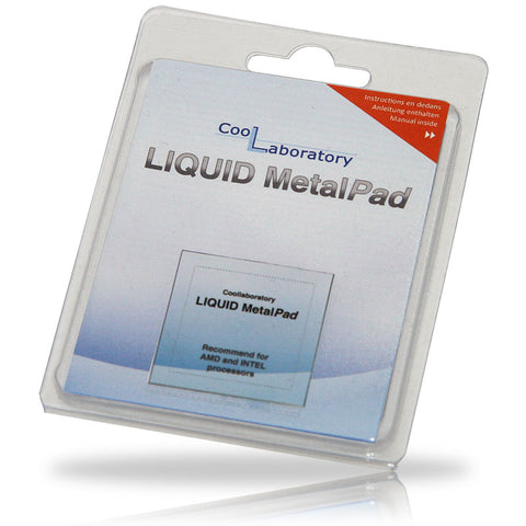 Coollaboratory Liquid MetalPad CPU Thermal Cooling Pad