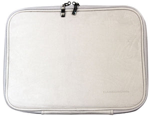 "Casecrown White 10"" Netbook Sleeve"