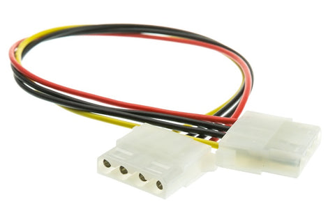Image of BattleBorn 4-Pin M/F 12in Cable