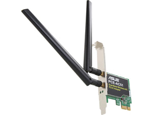 Asus PCE-AC51 IEEE 802.11ac - Wi-Fi Adapter for Desktop Computer