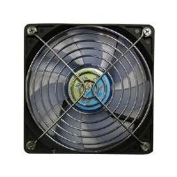 Masscool SLC-FD12025 120mm Double-Ball Silent Case Fan w/ 3+4pin Power
