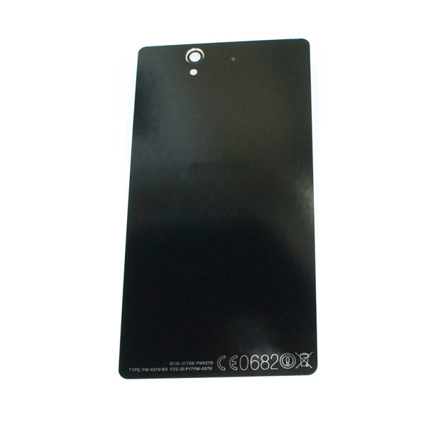 Back Cover Housing for Sony Xperia Z L36h L36i C6603 C6602 Black