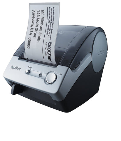 Image of Brother International Ql-500 Manual-Cut PC Label Printer