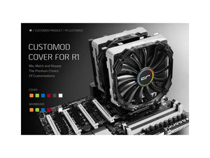 Cryorig Custom Mod Colored Cover for R1 (White)