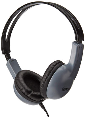 Koss UR10 HB Headphone - Stereo - Mini-phone - Wired - 32 Ohm - 60 Hz 20 kHz, Over-the-head, Binaural, Circumaural, 4ft Cable BAGGED