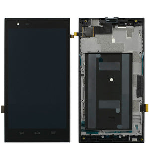 Replacement Front Assembly for ZTE ZMAX 970