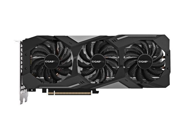 GIGABYTE GeForce RTX 2070 GAMING OC 8G Graphics Card, 3 x WINDFORCE Fans, 8GB 256-Bit GDDR6, GV-N2070GAMING OC-8GC Video Card