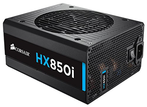 Image of Corsair HX850i 850W 80+ Platinum Fully-Modular ATX Power Supply