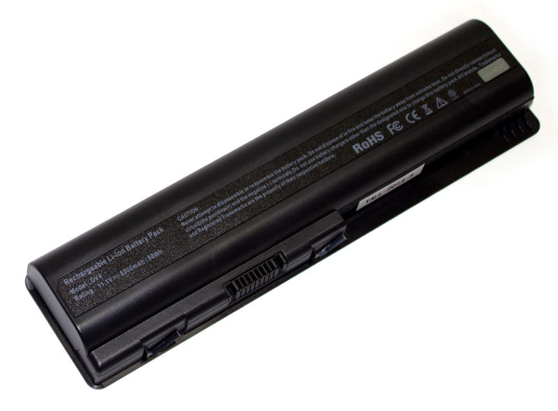 Laptop Battery 6 Cell 11.1V 5200mAh for HP DV4 DV5 DV6 Pavilion