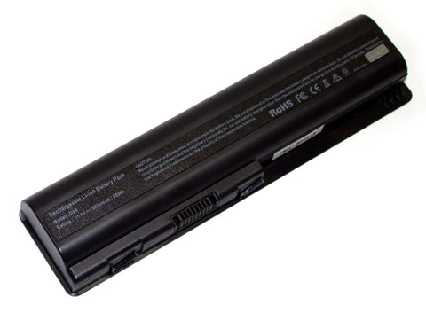Image of Laptop Battery 6 Cell 11.1V 5200mAh for HP DV4 DV5 DV6 Pavilion